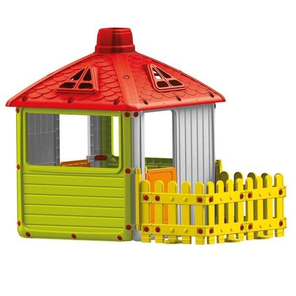 Къща с ограда